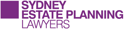 Sydney Estate Planning Lawyers